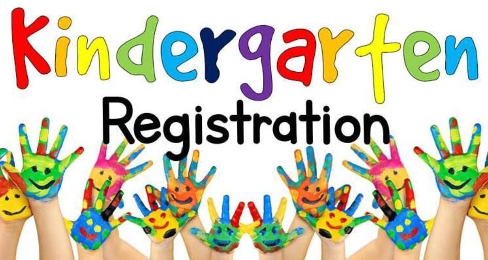 Kindergarten and Pre-k Registration is Underway!