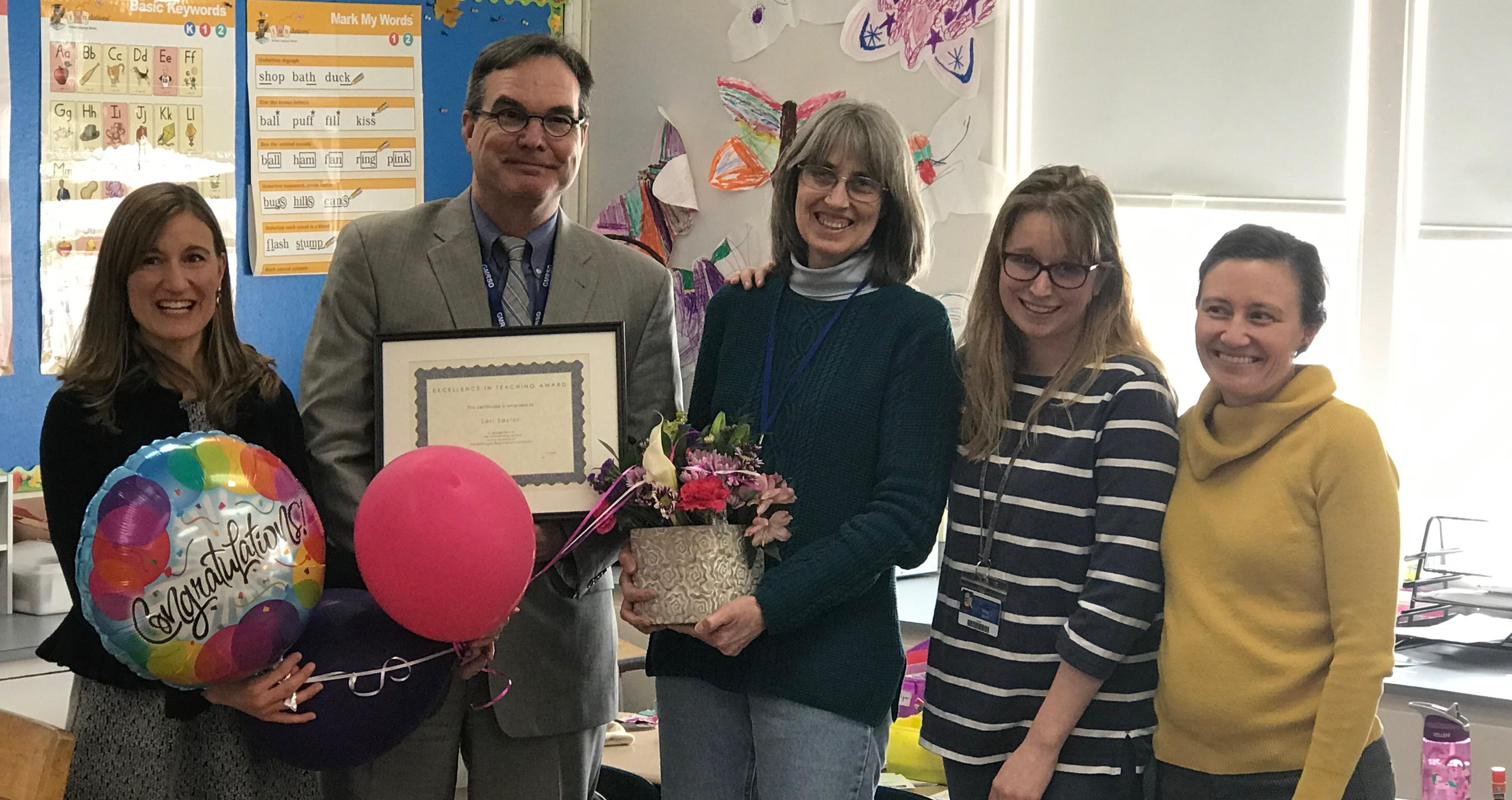 Grinspoon Award Recipient 2019