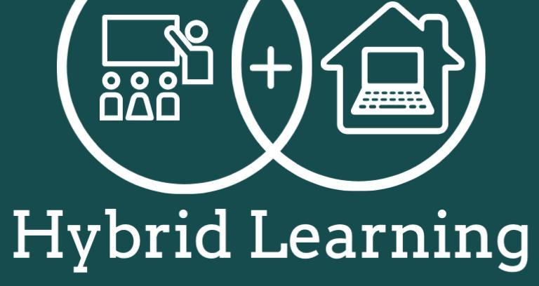 Welcome Back in School and to Hybrid Learning!
